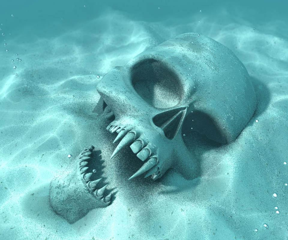 3D Skull 1 0 APK Download - Android Personalization Apps