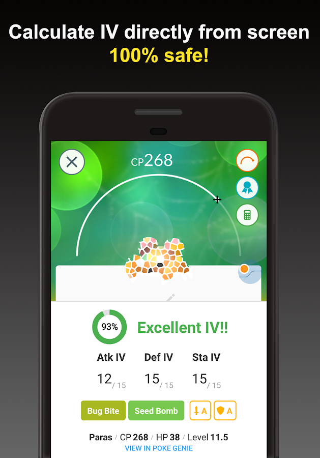 Poke Genie - IV, PvP & Raid Guide 4 5 9 APK Download