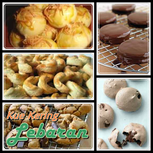 Aneka Resep Kue Kering Lebaran 11 Apk Download Android