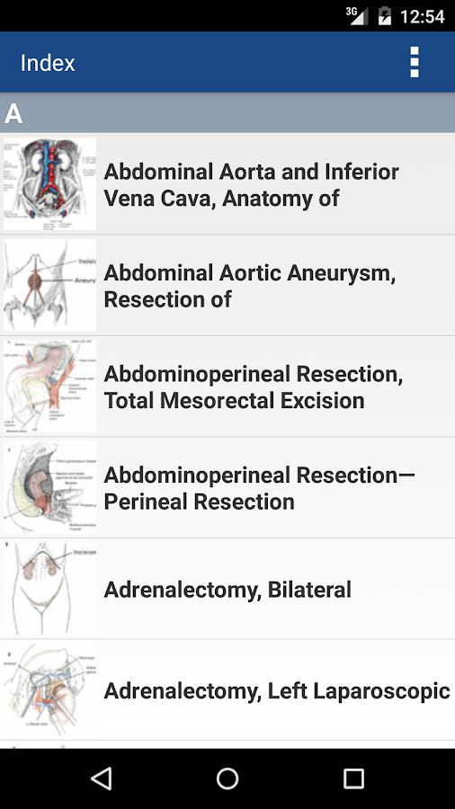 Zollingers atlas of surgery 12 apk download android medical apps zollingers atlas of surgery 12 screenshot 3 fandeluxe Image collections