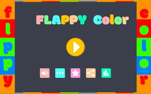 Flappy Color 1.0 screenshot 6