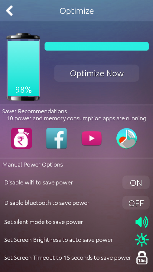 Battery Saver Pro 5 0 APK Download - Android Productivity Apps