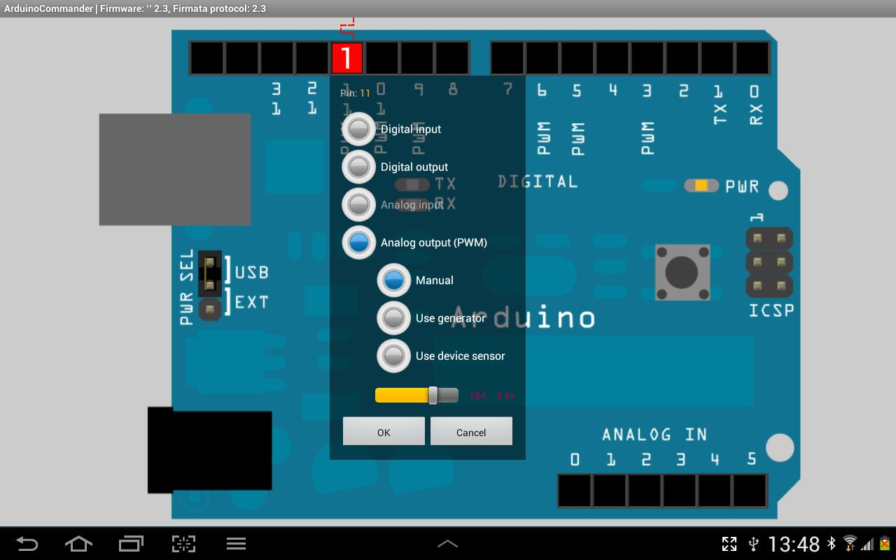 ArduinoCommander 4 2 2 APK Download - Android Tools Apps
