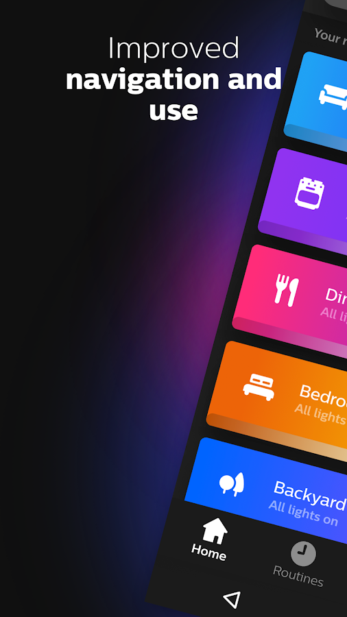 Philips Hue APK Download - Android Lifestyle Apps