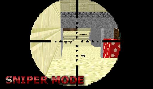 Multicraft Pixel Cs 3 Go 1.9 screenshot 5