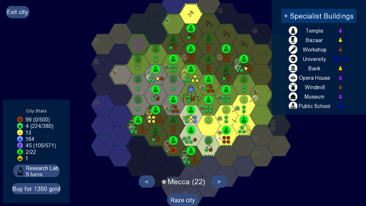 UnCiv 2 11 0 APK Download - Android Strategy Games