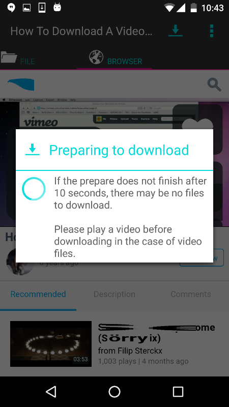 Tube Video Downloader Pro 1 5 7 APK Download - Android Tools Apps