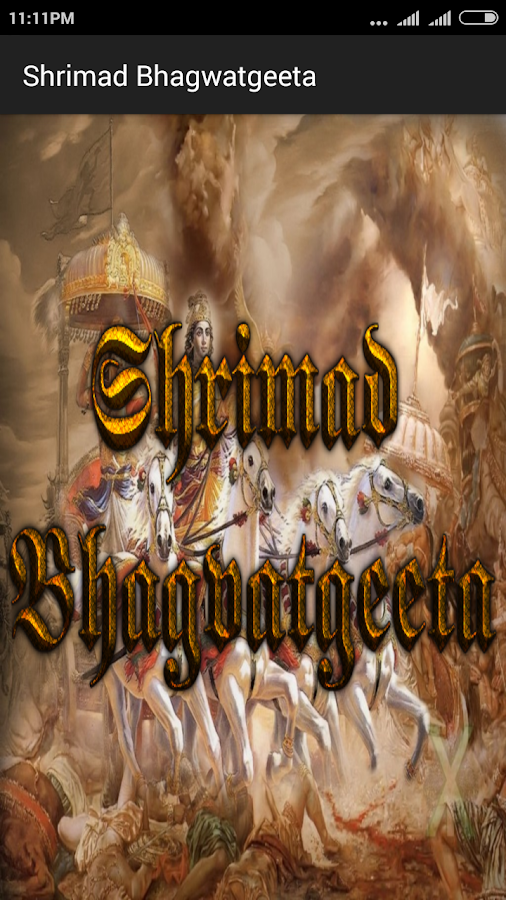 Bhagavad Gita (English) 2 0 APK Download - Android Books