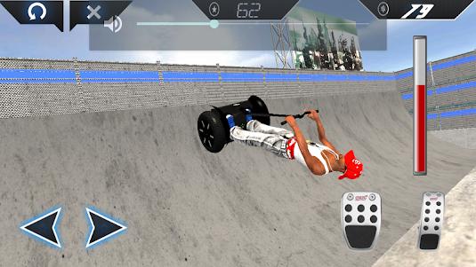 Simulator for Segway 1.1 screenshot 2