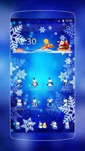 Snowflake Christmas Ice Frozen 1.1.8 screenshot 1