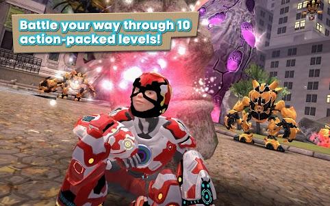 Playworld Superheroes 1.2 screenshot 3