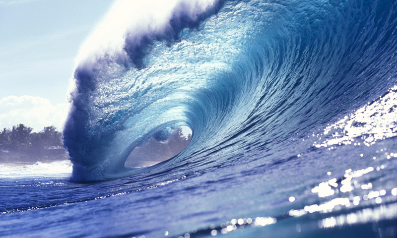Surfing Waves Wallpapers 50 Screenshot 1 2