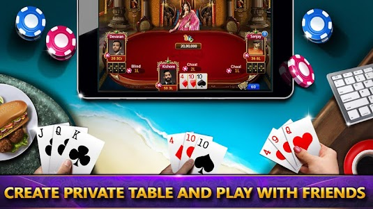 UTP - Ultimate Teen Patti (3 Patti) 36.7.7 screenshot 4
