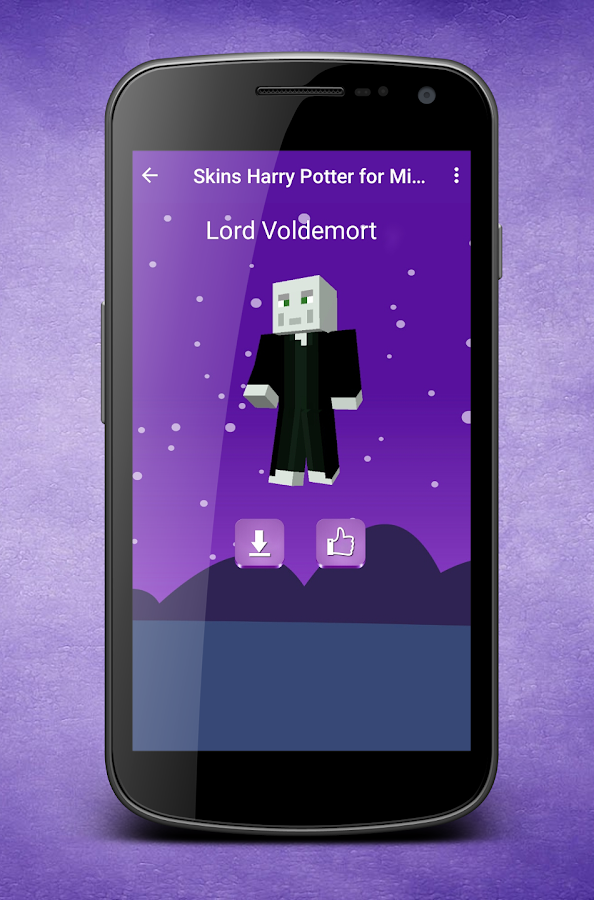 Skins Harry Potter For Minecraft APK Download Android - Skin para minecraft pe hermione