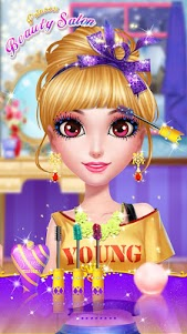 Princess Beauty Salon - Birthday Party Makeup 2.2.3189 screenshot 6