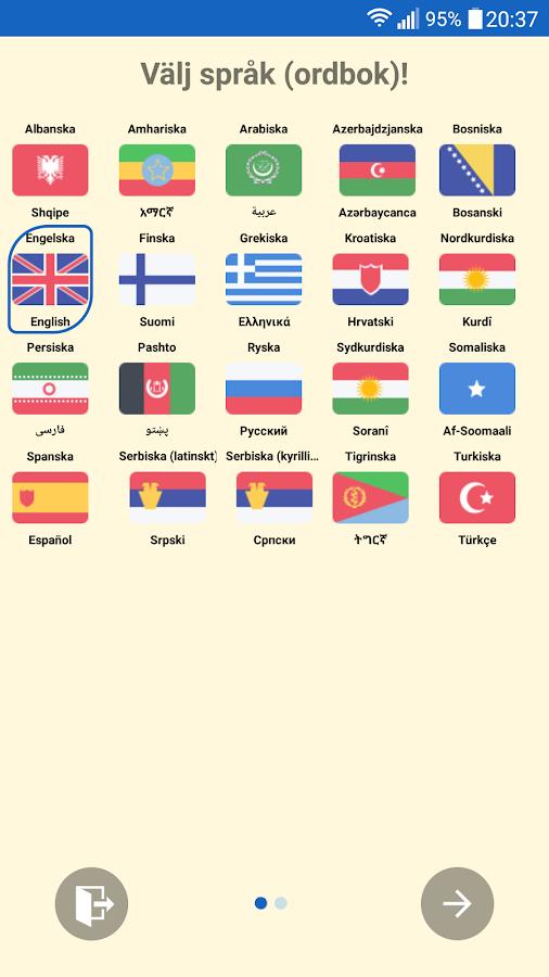 lexikon serbiska