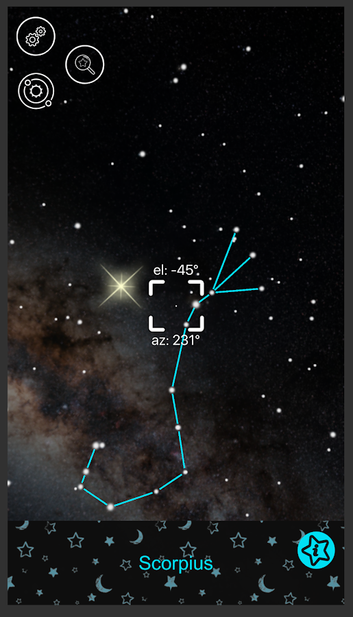 Star Map Tracker Stargazing 2 Apk Download Android Education Apps
