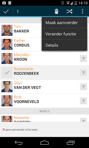 Sportlinked apk for Helmers accommodatie en interieur bv