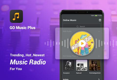 GO Music Player Plus - Free Music, Radio, MP3 2 4 1 APK Download