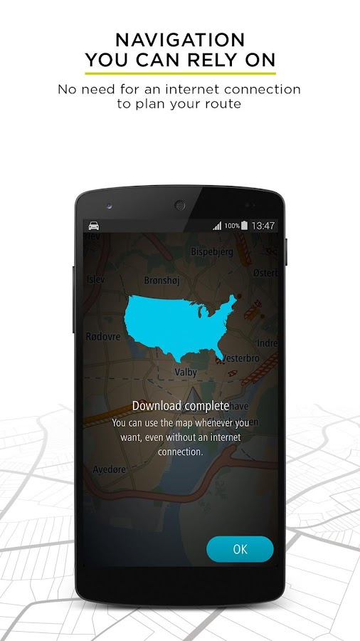 TomTom GPS Navigation Traffic 1.17.5 APK Download - Android cats ...