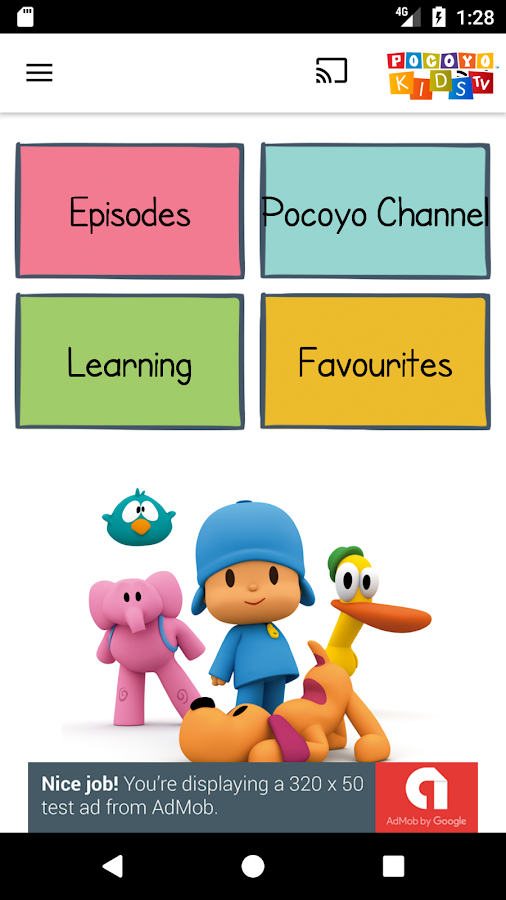 Pocoyo Kids TV 4 1 APK Download - Android Entertainment Apps