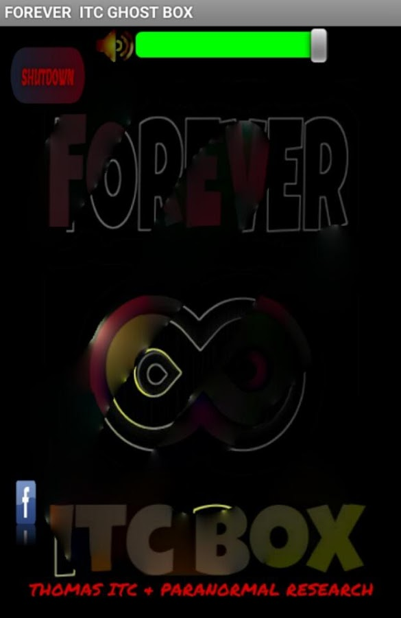 FOREVER ITC GHOST BOX 1 2 APK Download - Android Tools Apps