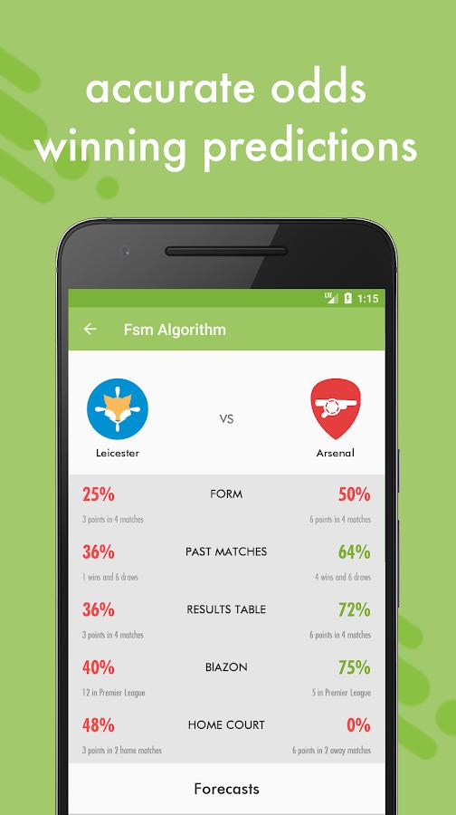 FSM - football betting genius and prediction tips 7 4 6 APK