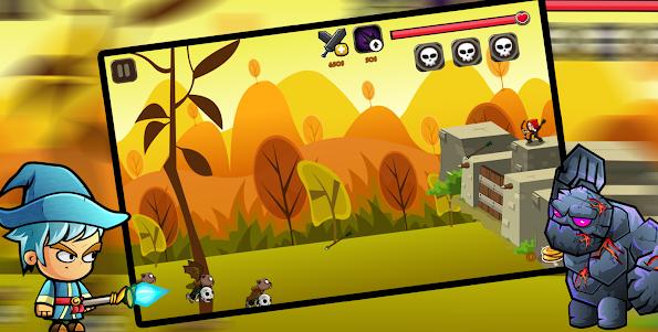 Arrow Archers:Castle  of defender 1.0 screenshot 1