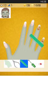 Monster Nail Salon 2.0 screenshot 2