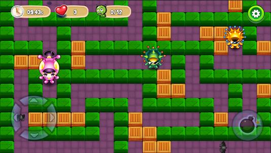 Bomber Hero 2 1.0 screenshot 4