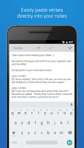 Holy Bible King James + Audio 7.12.4 screenshot 7