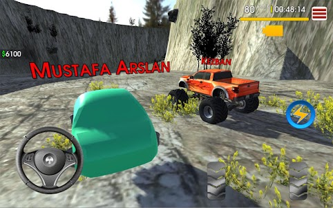 Highway Multiplayer Racing 3D 1.2 screenshot 3