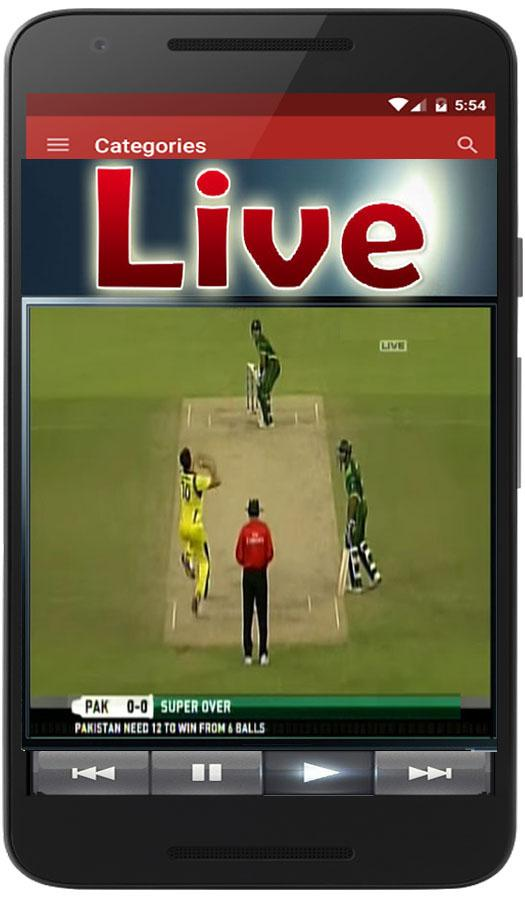 Pak vs Aus Live Cricket TV All 1 0 APK Download - Android Sports Games