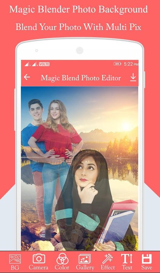 blendr dating app för Android