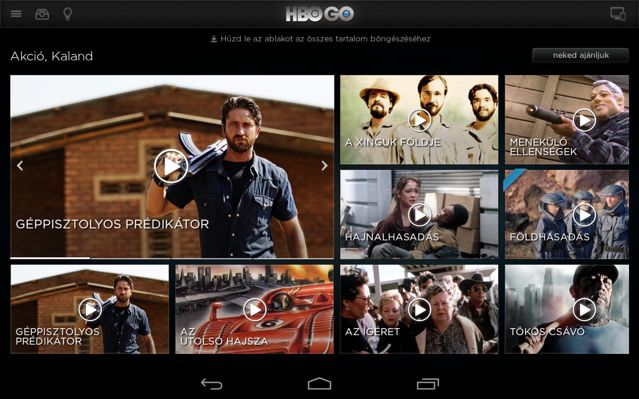 HBO GO Hungary APK Download - Android cats