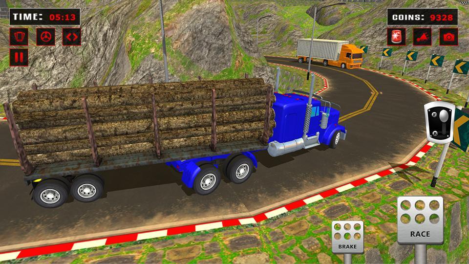 Euro Truck Simulator Free: Cargo Truck Driver Game 1 2 APK