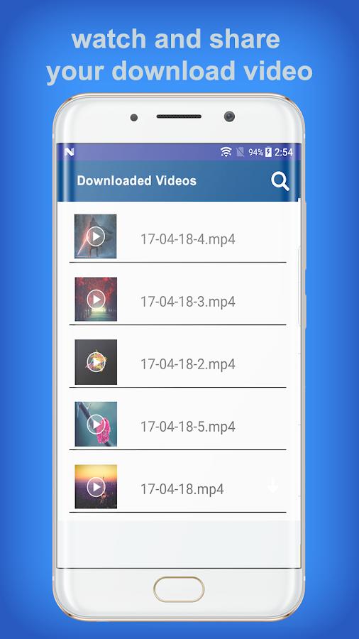 Vimeo Videos Downloader: Download Vimeo Videos App 1 0 1 APK