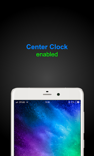 MIUI Center Clock (unofficial) 1 4 7 APK Download - Android Tools Apps