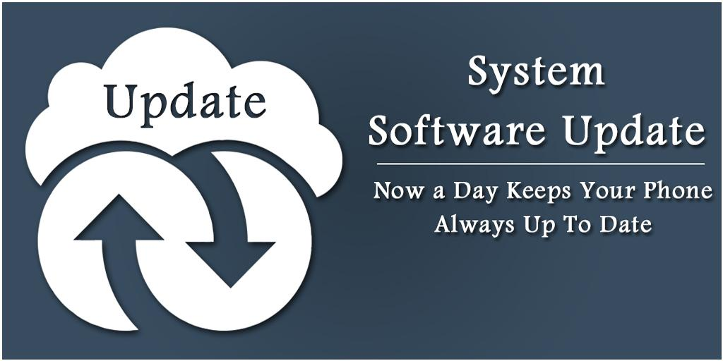System Software Update - Phone App & System Update 1 0 APK