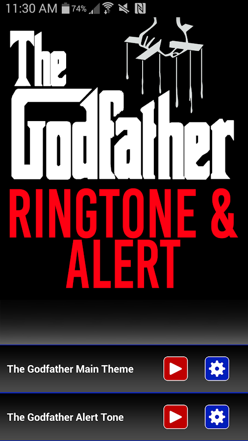 The Godfather Ringtone 1 2 APK Download - Android Music