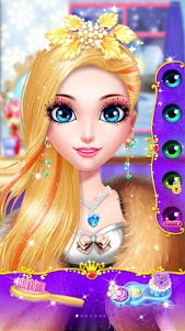 Princess Beauty Salon - Birthday Party Makeup 2.1.3181 screenshot 4