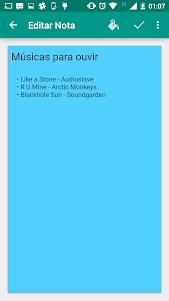 Notas 1.2 screenshot 3