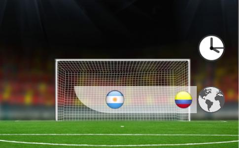Total Soccer 1.0.6 screenshot 1