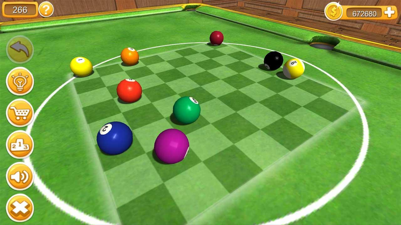 ... 3D Ball Games 1.0 screenshot 11 ...