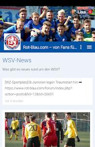 Rot-Blau.com von Fans für Fans 5.728 screenshot 1