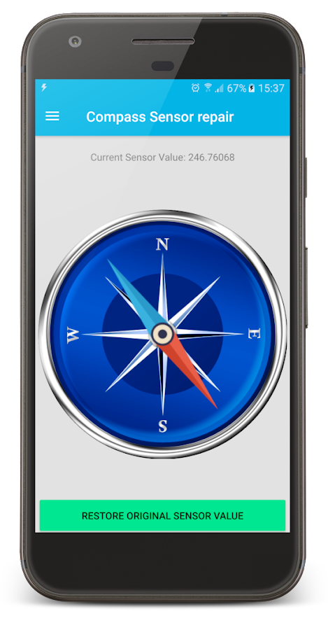Compass Direction Optimizer - Gyroscope Tester 2 8 APK Download