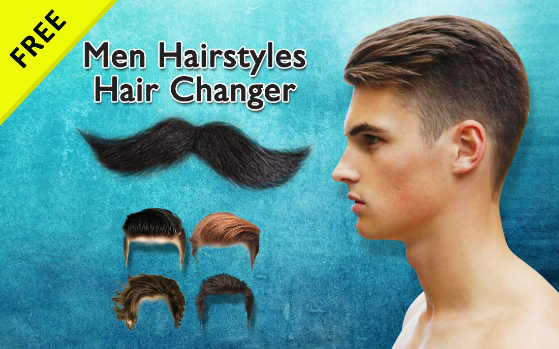 Men Hairstyles - Hair Changer 1.5 APK Download - Android Photography ...