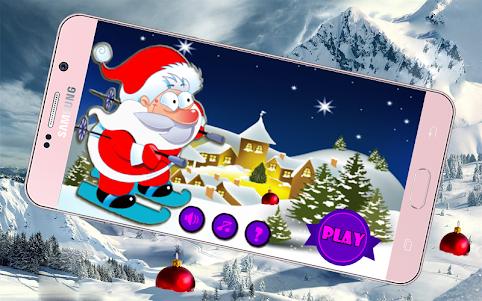 Noël skiing adventure 1.0 screenshot 5