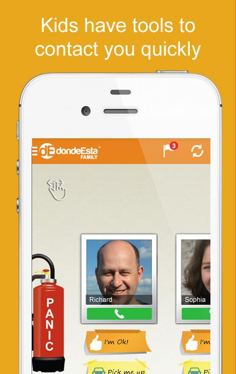 dondeEsta Family Locator 15 3 APK Download - Android