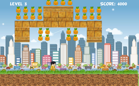 Pineapple Pen Jump 1.2 screenshot 1
